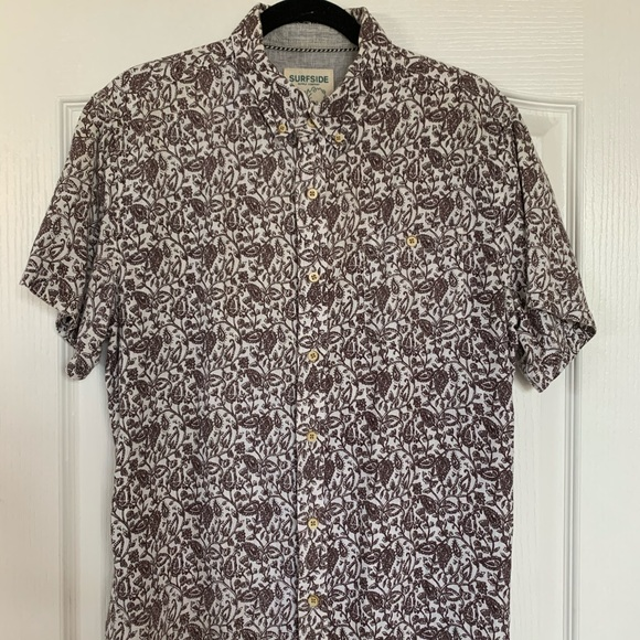 Surfside Supply Other - Surfside Supply Company short sleeve button down
